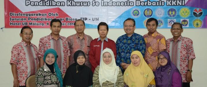 Simposium Ketua Jurusan / Program Studi PLB Se Indonesia
